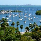 coconut grove waterfront