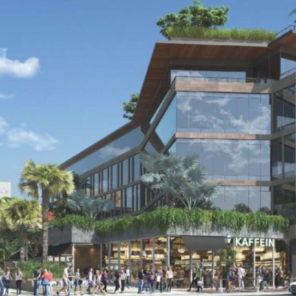 CocoWalk's Evolution Is Towards Mixed-Use Office Development With