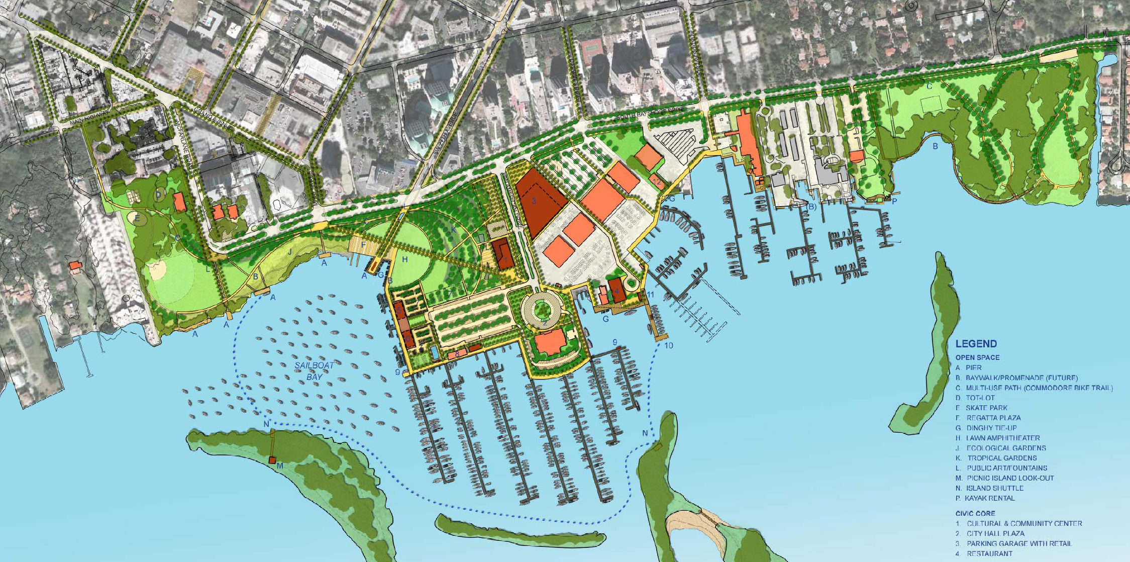 Coconut-Grove-Waterfront-Approved-Site-Plan