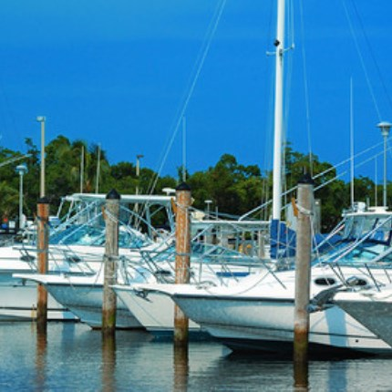 coconut grove dinner key marina