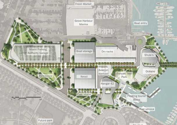coconut grove waterfront plan