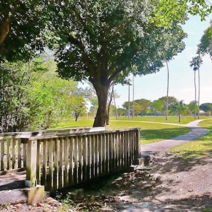 morningside park coconut grove