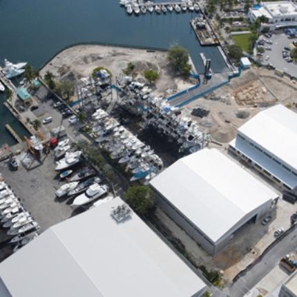 Regatta Harbour Marina-aerial 430x430