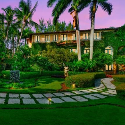 Jorge Pérez's Coconut Grove Estate